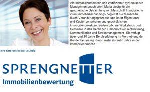 Maria Liebig Referentin Sprengnetter Akademie
