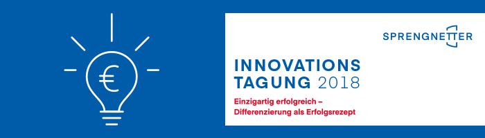 Vortrag Mensch und Immobilie, Sprengnetter Innovationstagung