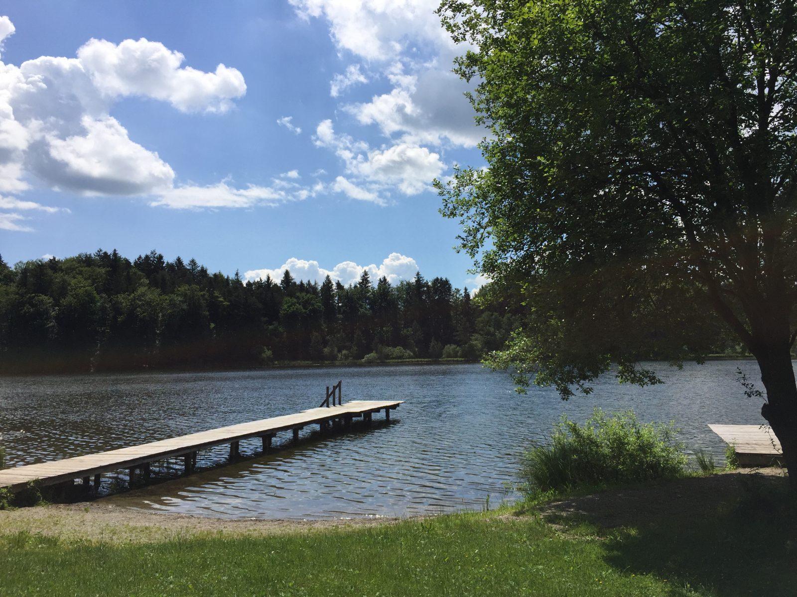 Auszeit-Wesentlicher Leben-Chiemgau-Oberbrunn-Chiemsee